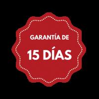 Garantia de 15 dias